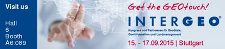 HOLISTIC IMAGING at INTERGEO 2015